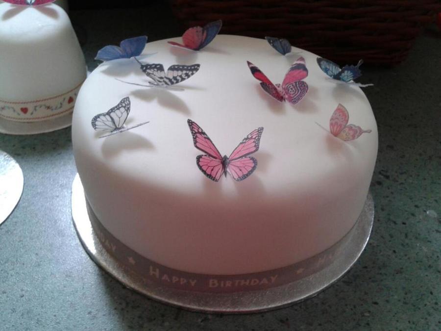 Very Simple Cake Recipe