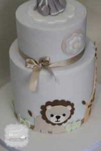 Boy Baby Shower Ideas Animals | www.imgkid.com - The Image ...