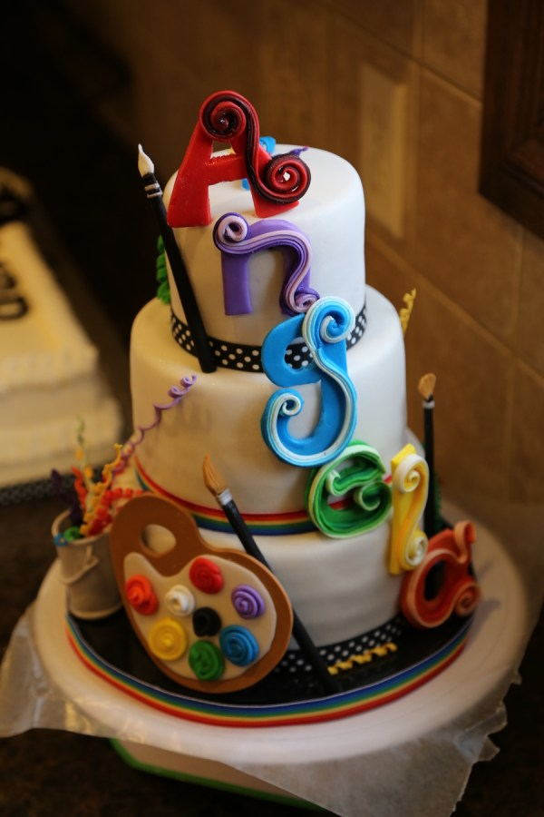20 Cake Art Pictures And Ideas On STEM Education Caucus
