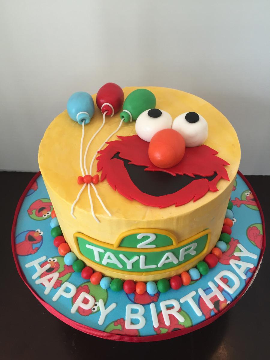 Elmo Cake Cakecentralcom