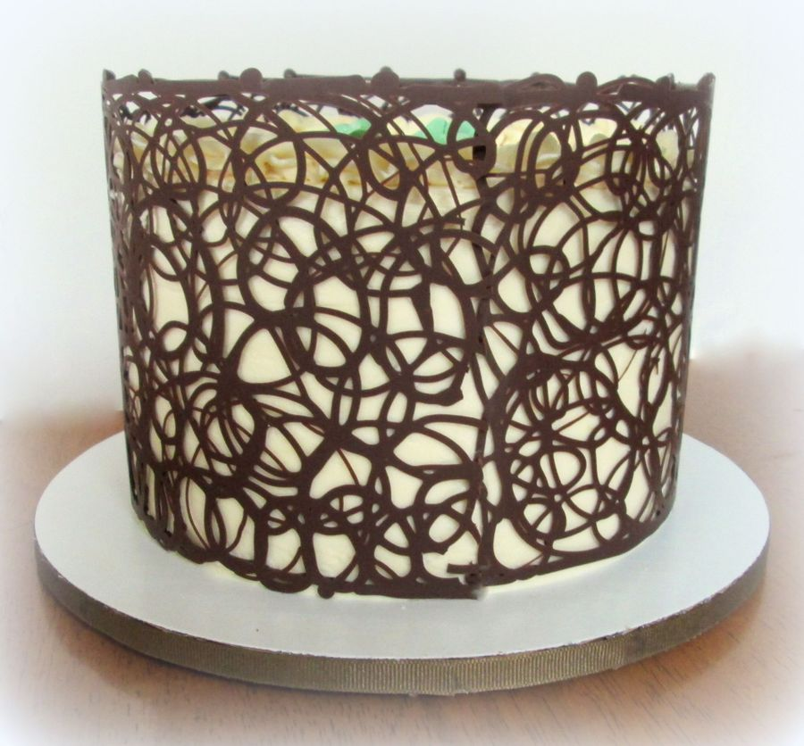 Chocolate Cage Cakecentral Com