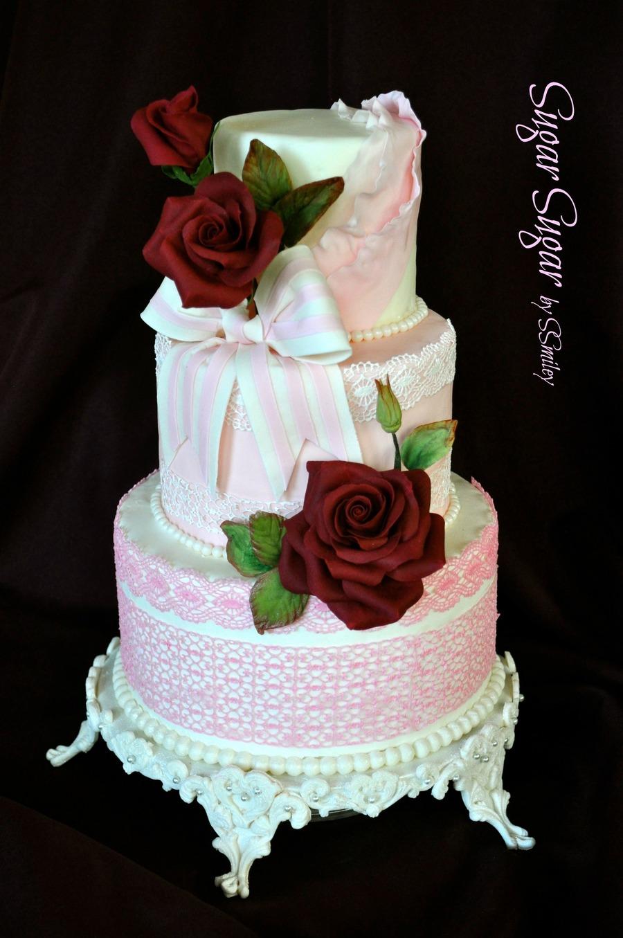 Happy Birthday Bonnie Cakecentral Com