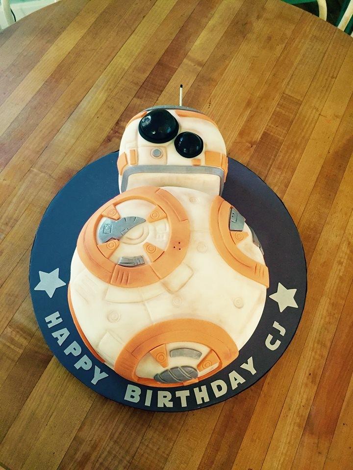 Bb8 Cake  CakeCentralcom