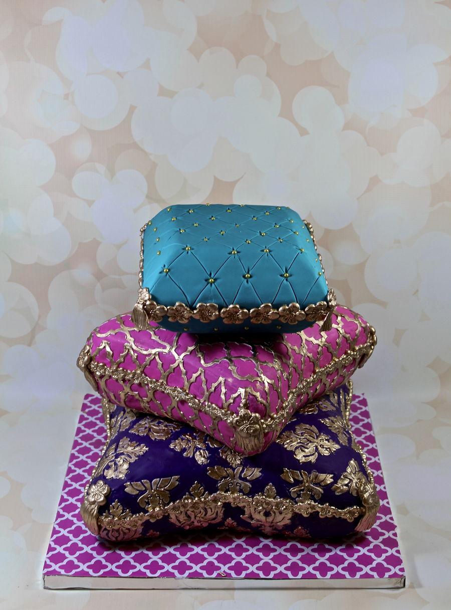 Pillow Cake  CakeCentralcom