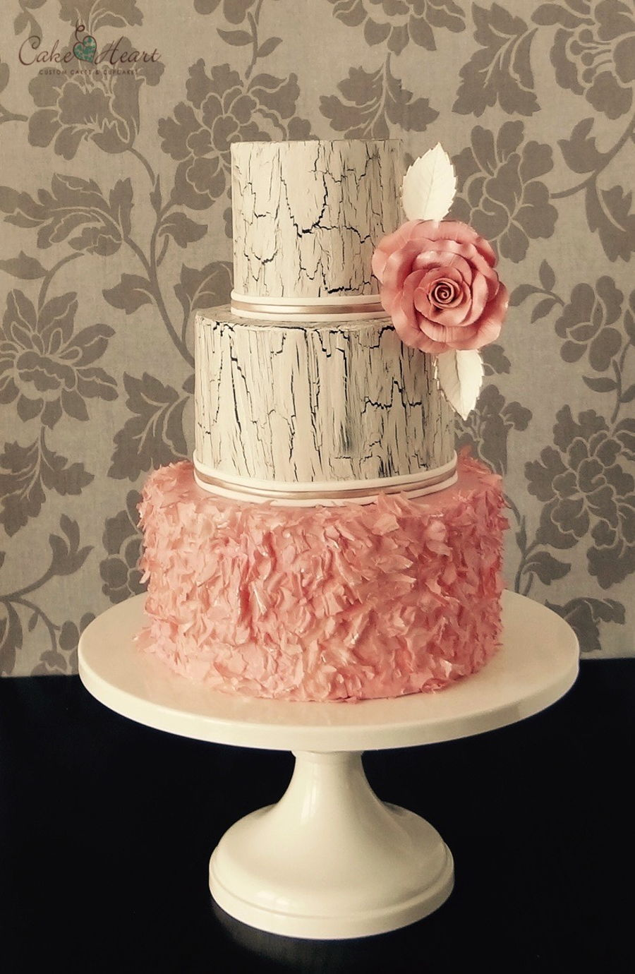 Weathered Charm  CakeCentralcom
