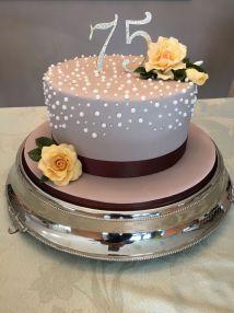 Elegant 70th Birthday Cakes For Men Imgurl
