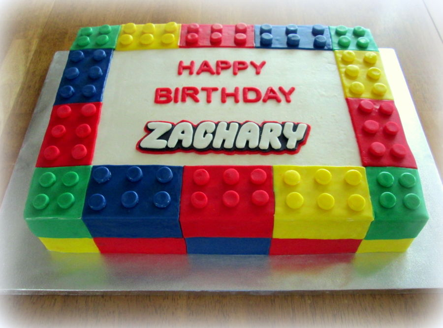 Cake Decorating Ideas For Boys