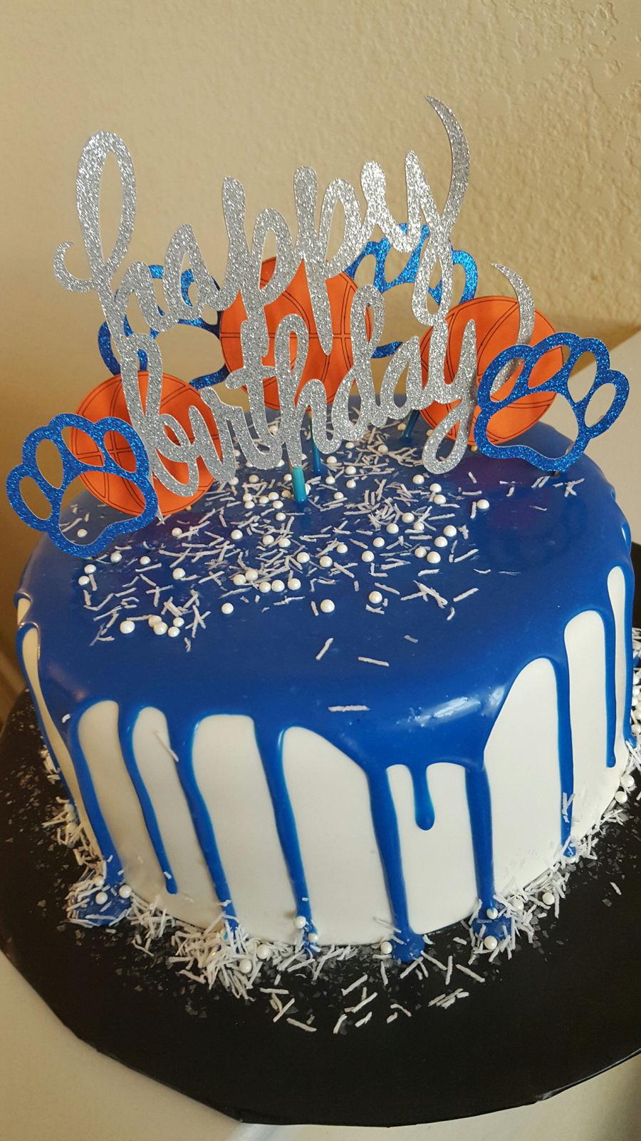 Kentucky Drip Cake  CakeCentralcom
