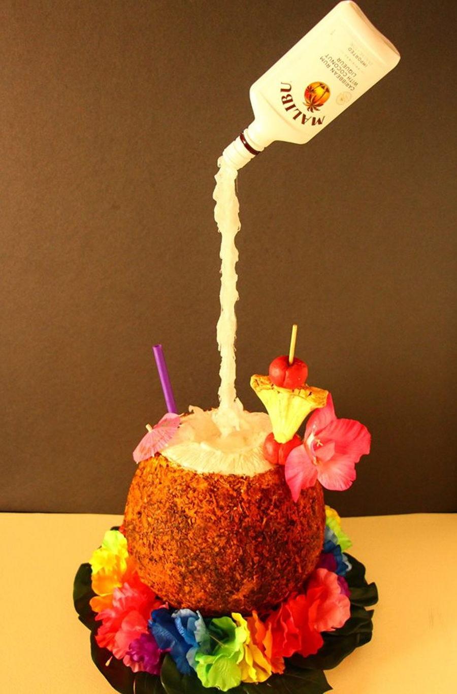 Pina Colada Drink Cake  CakeCentralcom