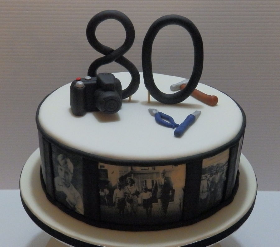 80th Birthday Cakes Cakecentral Com