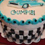 Carrot 55 Chevy Birthday Cake Cakecentral Com