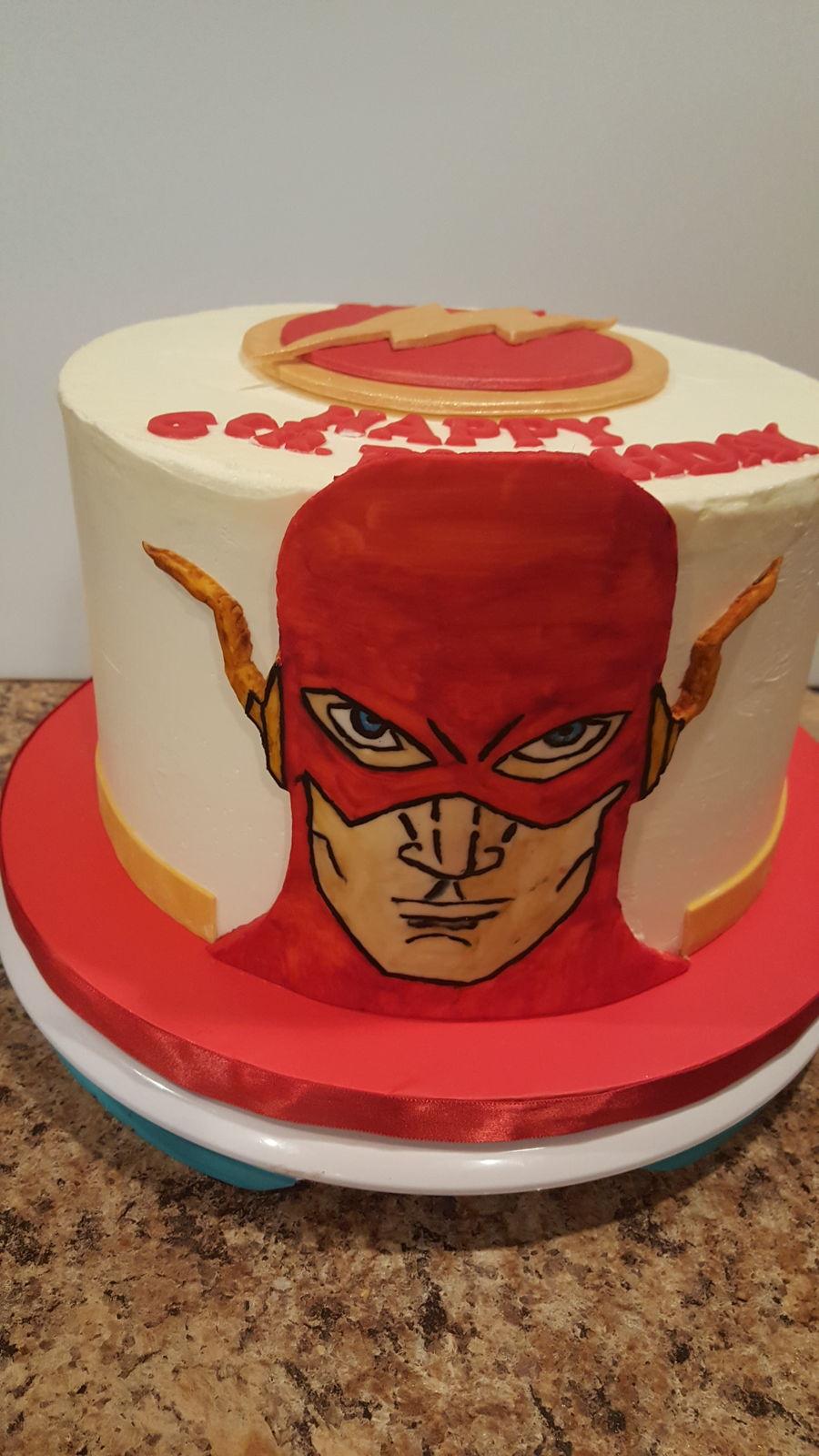 Flash Cake  CakeCentralcom