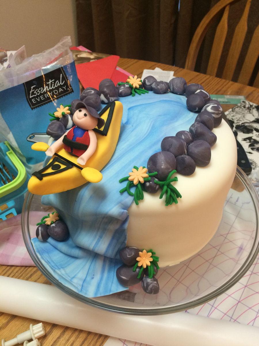 Kayak Cake Cakecentral Com