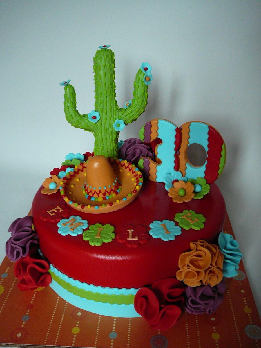 Mexican Cake  CakeCentralcom