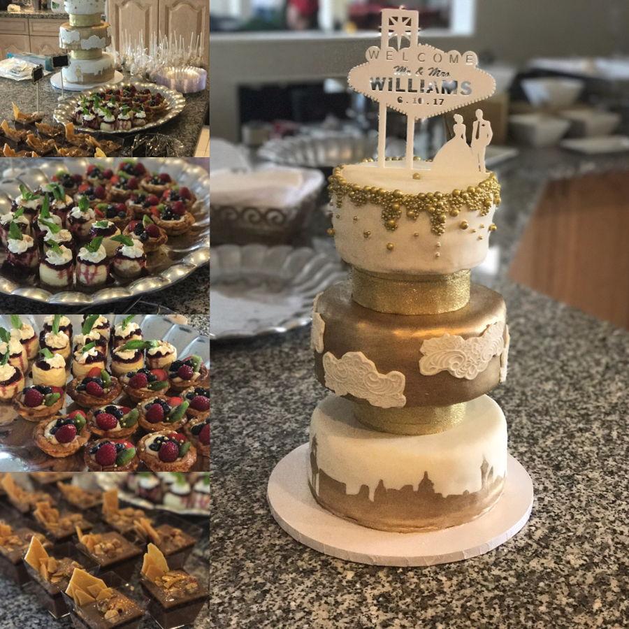 Vegas Themed Wedding Favors