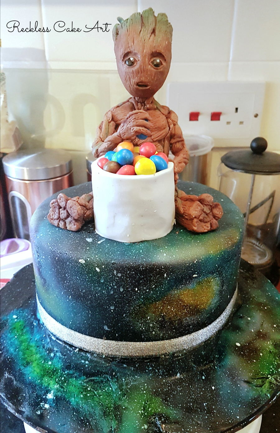Baby Groot Cake Cakecentral Com