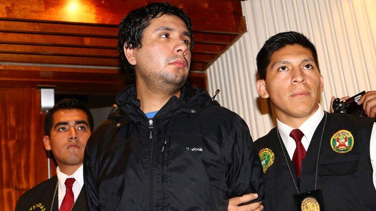 Arturo Dondero Tello fue detenido en Lima por la policía local en colaboración con la española
