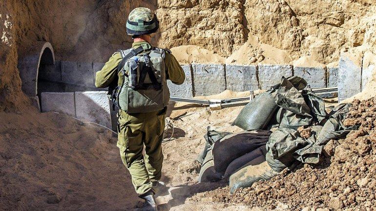 Los gobernantes de Gaza dicen que la red de túneles puede favorecerlos, mientras que los militares  israelíes los consideran una seria amenaza
