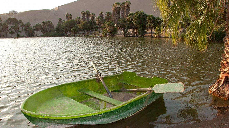 Hacia la década de 1940, este lugar se convirtió en uno de los balnearios de mayor importancia en el Perú, por lo que se construyeron hoteles y otras facilidades propias de un lugar tan turístico