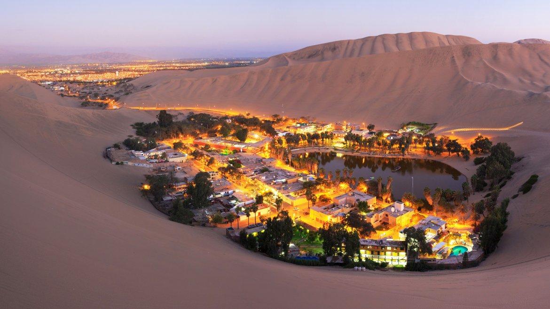 Es un lugar muy poblado, de casas pintorescas, con cientos de turistas que viajan cada año para ver esta maravilla natural