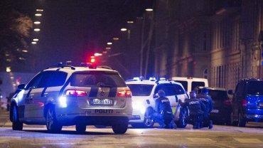La policía de Copenhague rodea al sospechoso