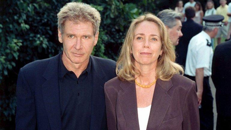Harrison Ford y Melissa Mathison tuvieron dos hijos
