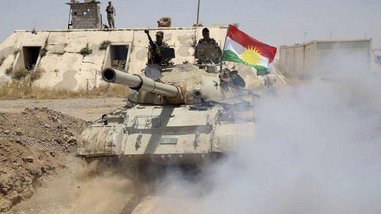 Los kurdos buscan tomar el control de Sinjar