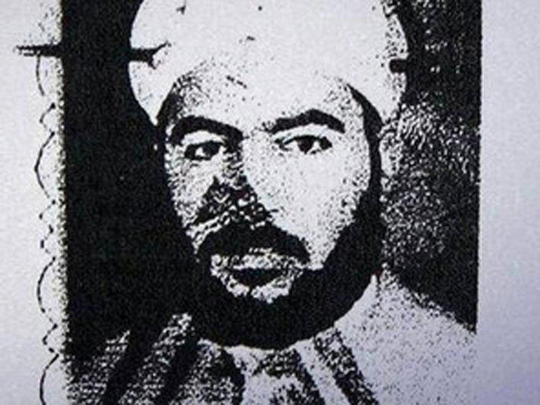 Una imagen posterior a su arresto de diez meses en 2004