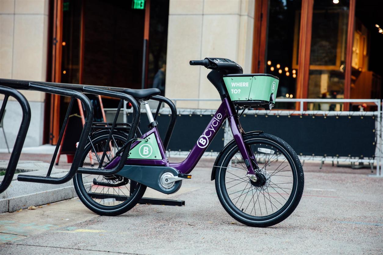 BCycle Dash Bike