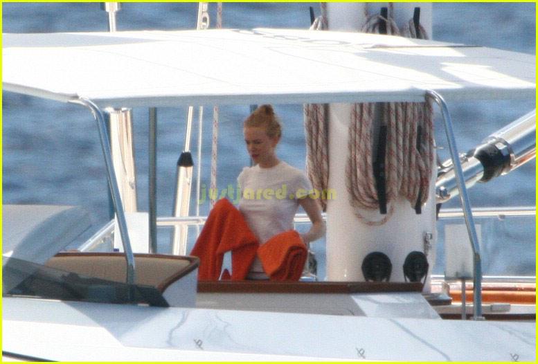 Nicole Kidman Bares Bikini Photo 2416569 Bikini Nicole