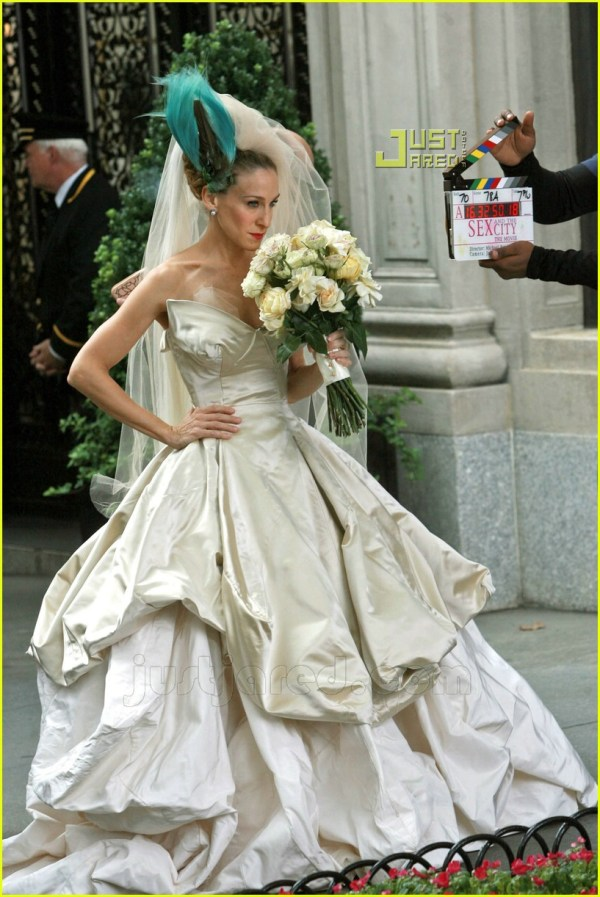 20 Sarah Jessica Parker Wedding Day Pictures And Ideas On Meta Networks