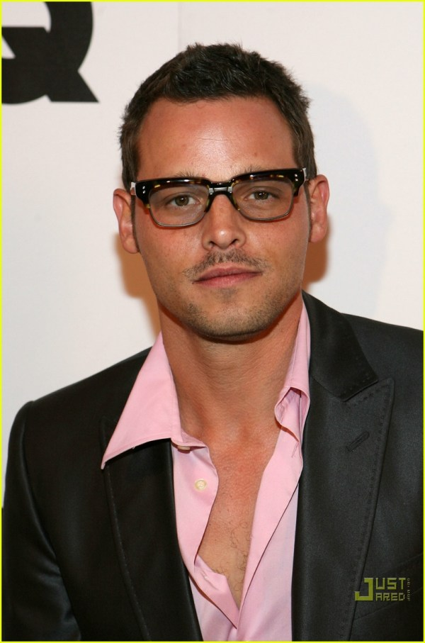 Justin Chambers Gq Men Of Year Awards 2007 784941