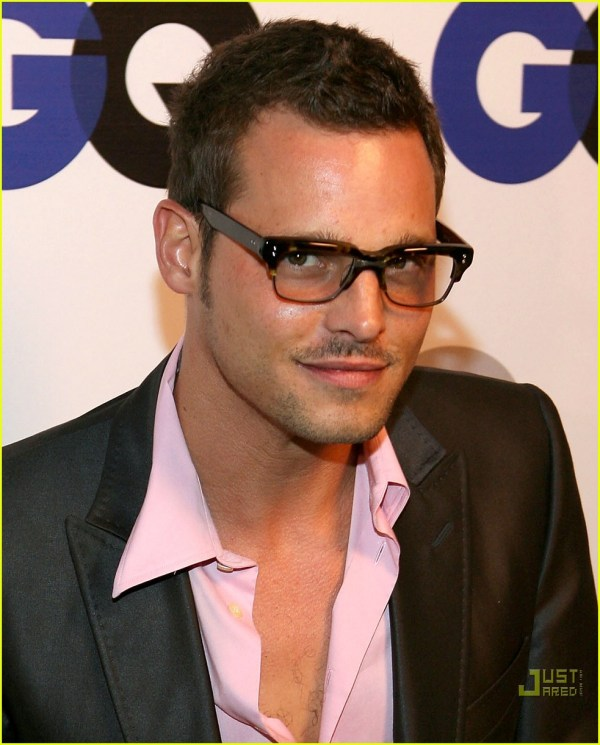 Justin Chambers Gq Men Of Year Awards 2007 784971