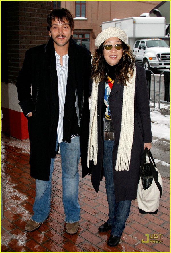 "Diego Luna & Sandra Join "" Jury"" 865511 Jared"