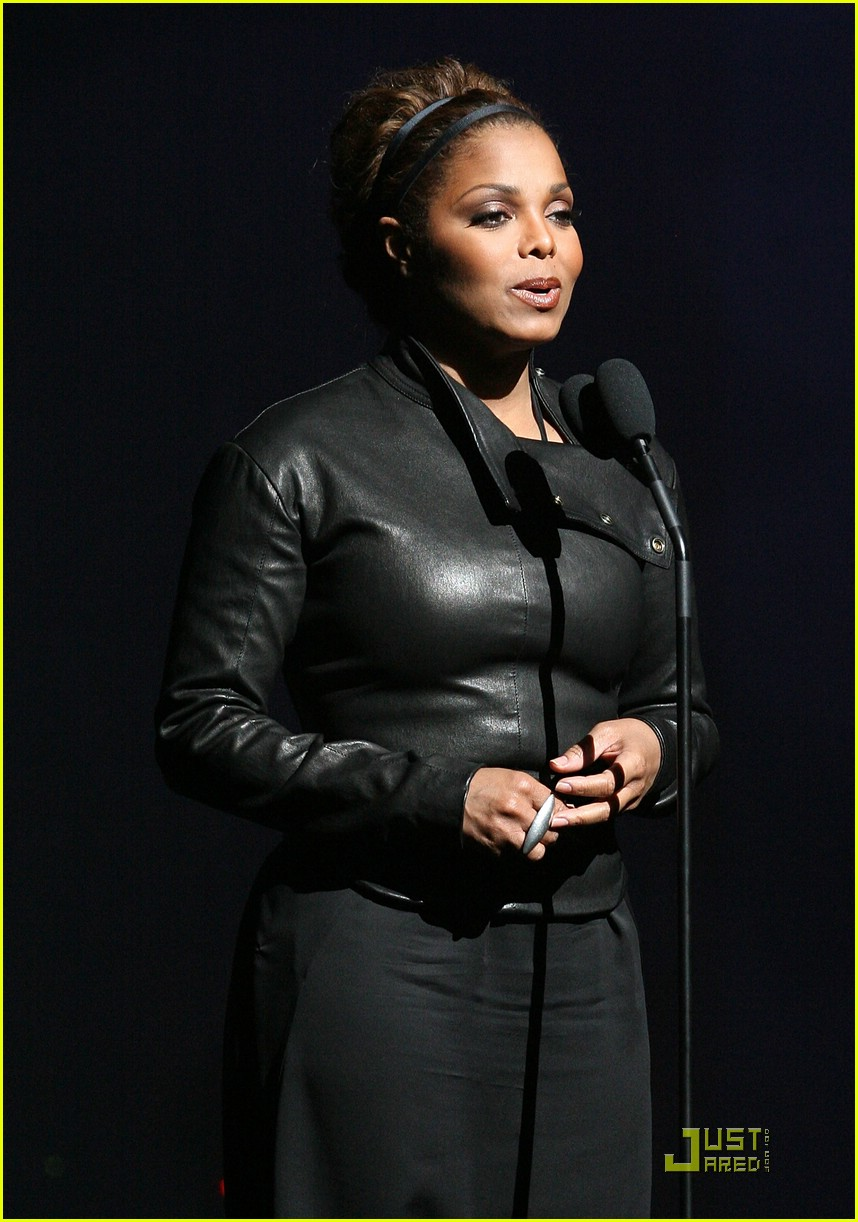 Janet Jackson Is Live At The Apollo Photo 1177681