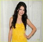 Selena Gomez Yellow