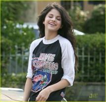 Selena Gomez Sick