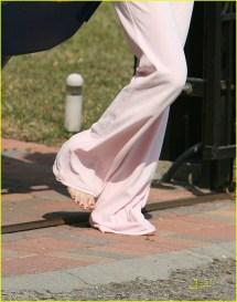 Selena Gomez Barefeet