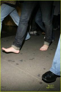 Hanson Brothers Barefoot