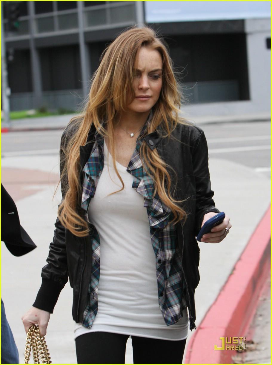 Lindsay Lohan Does Diesel Shopping Photo 1615131