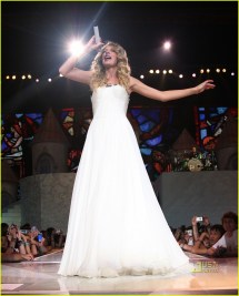 Taylor Swift You Belong with Me Dress