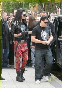 Tokio Hotel 'automatic' Music Video 2185502