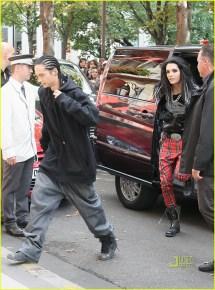 Tokio Hotel 'automatic' Music Video 2185532