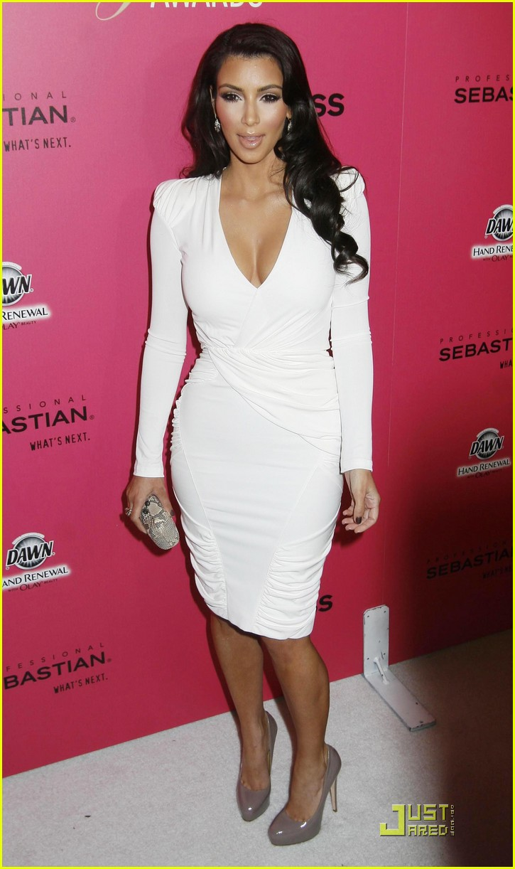 Kim Kardashian 2009 Hollywood Style Awards Photo 2280811