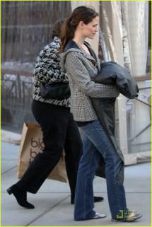 Jennifer Garner Denied Barefoot Contessa