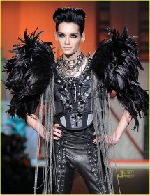 Bill Kaulitz Walks Dsquared2 Runway Show 2410279