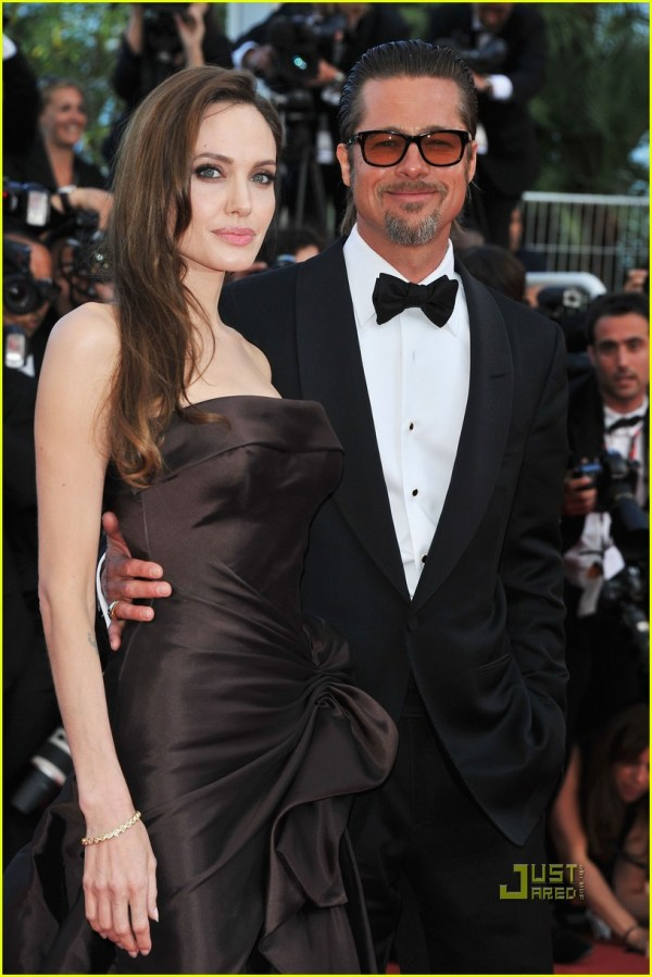 Brad Pitt 'tree Of Life' Cannes Premiere With Angelina