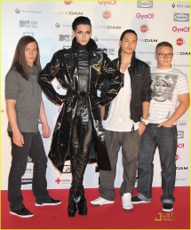 Tokio Hotel Mtv Video Music Aid Japan Performance