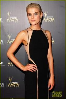 Miranda Kerr & Cate Blanchett 2012 Aacta Awards