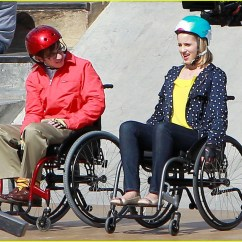 Wheelchair Glee Where Can I Rent A Wheel Chair Dianna Agron What Is Quinn 39s Fate On Photo 2631628